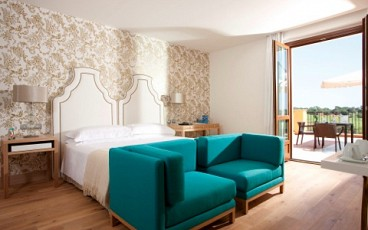 Donnafugata Golf Resort & Spa Kamer