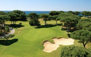 Sheraton Pine Cliffs golf