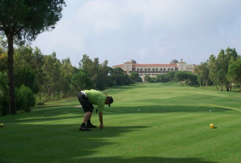 Kempinski The Dome Golf