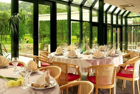 Golf Hotel Resort restaurant