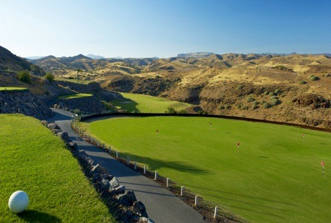 Golfvakanties Salobre Golf Golfbaan