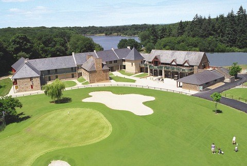 Golf Hotel St. Malo golfbaan